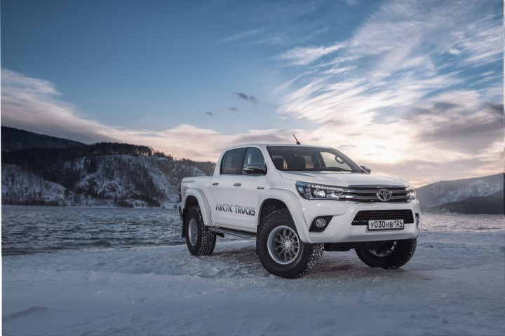 Arctic Trucks Hilux NG AT35