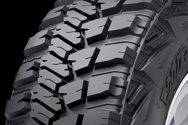 RUS: Шина Goodyear Wrangler MT/R with Kevlar